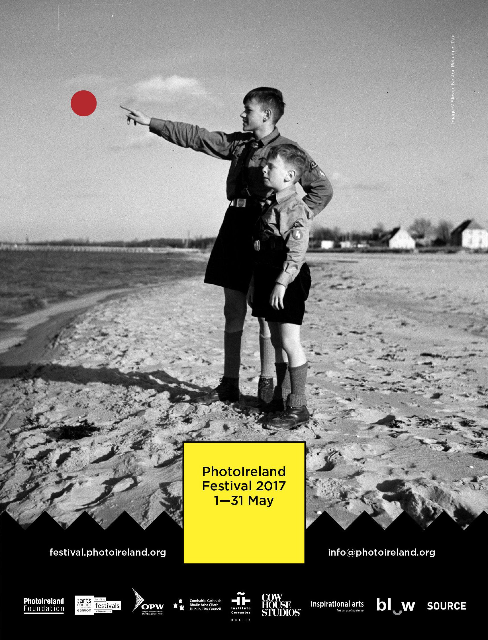 New Website for PhotoIreland Festival.