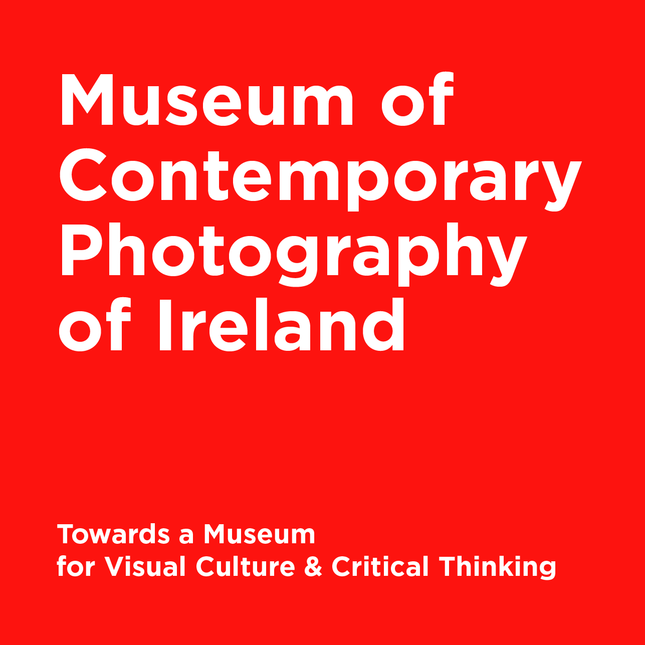 Museum of Contemporary Photography of Ireland
