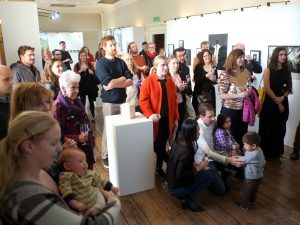 Launch of The Invention of Memory at Rathfarnham Castle